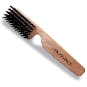 Dog Grooming for Medium Hair - Biogance Ergolannce Wood & Boar Bristle Brush