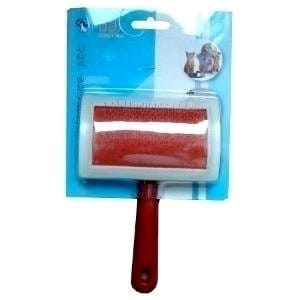 Dog Grooming for Straight & Silky - Kudi Pet Slicker Brush Small