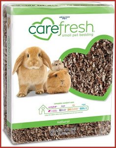 Carefresh rabbit bedding for bunnies