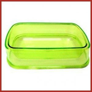 plastic rabbit bowl for water and food