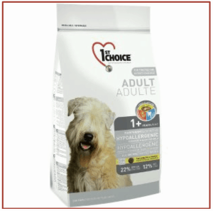 1st Choice Duck Food for Adult Dogs