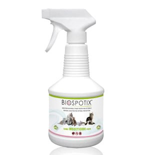 Biospotix Cat Spray for cat fleas