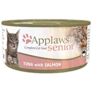 Applaws Tuna with Salmon for Senior Cats